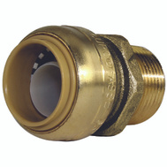 Cash Acme U134LFA Sharkbite 3/4X3/4MIP Connector