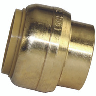 Cash Acme U518LFA Sharkbite Push Fit Sb End Stop 3/4In