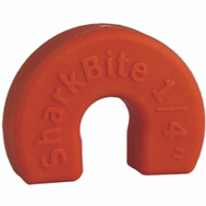 Cash Acme U706A Sharkbite Clip Demount Sharkbite 1/4In