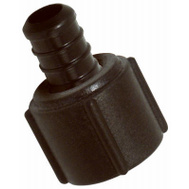 Cash Acme UP526A 1/2 By 1/2 Pex Swivel Adapter