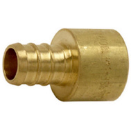 Cash Acme UC600LFA Adapter Brass 1/2Pex X 1/2F Sw