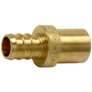 Cash Acme UC607LFA Adapter Brass 1/2Pex X 1/2M Sw