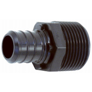Cash Acme UP120A 1/2X1/2Poly Pex Adapter