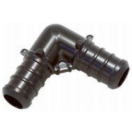 Cash Acme UP274A 3/4 By 1/2 Poly Pex Elbow