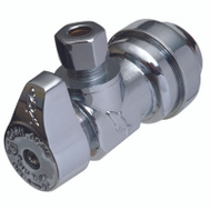 Cash Acme 23336-0000LF Sharkbite Valve Comp Ang Stop 1/2x1/4in