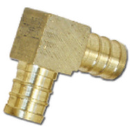 Cash Acme UC248LFA Sharkbite Elbow Brass 1/2Pex