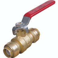 Cash Acme 22222-0000LF Sharkbite Ball Valve Sharkbite 1/2In