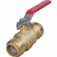 Cash Acme 22185-0000LF Sharkbite Ball Valve Sharkbite 3/4in