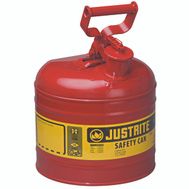 Justrite 7120100 Can Type1 Safety 2 Gal