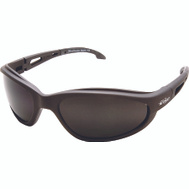 Edge Wolf Peak TSM216 Edge Eyewear Safety Glasses Black With Smoke Lens