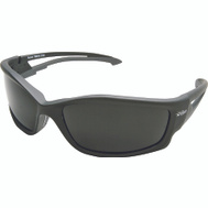 2f3cc1c6eeb19 Edge Wolf Peak TSK216 Edge Eyewear Kazbek Series Polarized Safety Glasses  Black With Smoke Lens