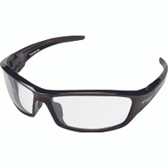 Edge Wolf Peak SR111AR Reclus Series Safety Glasses Black With Clear Lens
