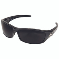 Edge Wolf Peak SR116 Reclus Safety Glasses Black Frame Smoke Lens