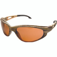 Edge Wolf Peak SW115CF Dakura Safety Glasses Camouflage With Copper Lens