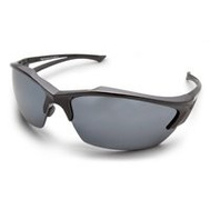 Edge Wolf Peak SDK417 Khor Black Silver Mirror Lens Safety Glasses