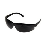 Edge Wolf Peak XT416 Tasman Black Smoke Lens Safety Glasses