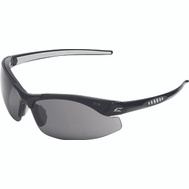 Edge Wolf Peak DZ116-G2/DZ116 Safety Glasses Black With Smoke Lens