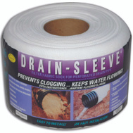 Carriff Corp 04100-10 4 Inch By 100 Foot Drain Sleeve