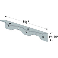 Simpson Strong Tie TA9Z-R 9 Inch Staircase Angle Z Max
