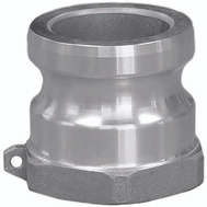 Abbott Rubber QA-200-DC Coupling Camlock Type A1 Mxfpt