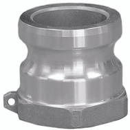 Abbott Rubber QA-300-DC Coupling Camlock Type A3 Mxfpt