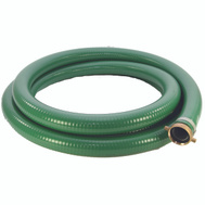 Abbott Rubber 1240-2000-20-CN-S Hose Suction Pvc 2X20 Qcxstrnr