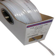 Abbott Rubber T16004002/9002P Poly Tubing 5/16 OD By.1875 ID By 100 Feet