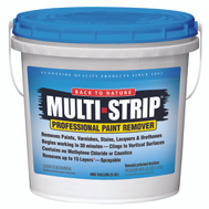 Sunnyside 657G1 Multi Strip Back To Nature Professional Paint Remover Gallon