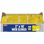 Ancra S-Line 20-EE2-9802X10 2 Inch By 10 Foot 2Ply Twisted Poly Sling