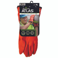 Showa 460XL-10.RT Gloves Pvc With Acrylic Liner Extra-Large