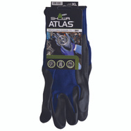 Showa 380XL-09.RT Gloves Foam Nitrile With Liner Extra-Large