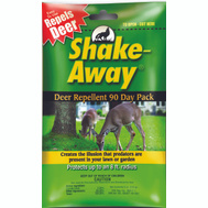 Shake Away 9003105 Repellent Deer 90 Day 5 Ounce Pack