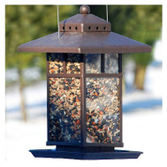 Woodlink 23835 Mtl Sq Lantern Feeder