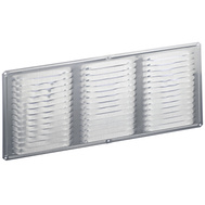Air Vent 84210 Aluminum Undereave Vent 16 By 8 Inch