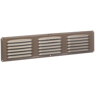 Air Vent 84228 Brown Undereave Vent 16 By 4 Inch
