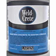 Larsen WCG04 Weld Crete 1 Gallon Concrete Bonding Agent