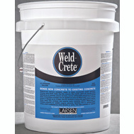 Larsen WCP05 Weld Crete 5 Gallon Concrete Bonding Agent