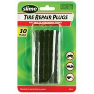 Slime 1031-A Black Plugs 30 Pack