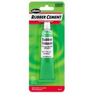 Slime 1051-A Rubber Cement Tube 1 Ounce