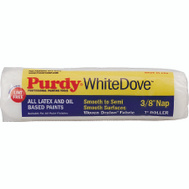 Purdy 140670072 White Dove 7 Inch 3/8 Inch Nap Roller Cover