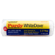 Purdy 140670093 White Dove 9 Inch 1/2 Inch Nap Roller Cover