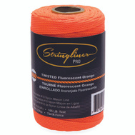 Stringliner 35406 Twine 540 Ft Twist Fluorescent Orang