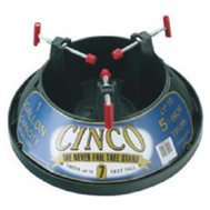 Cinco Plastics C-152E Small Christmas Tree Stand