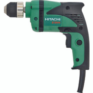 Hitachi D10VH2M Drill Keyless 3/8 Foot 6 Amp