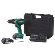 Hitachi DS18DGLM Drill Driver Kit Li-Ion 18V