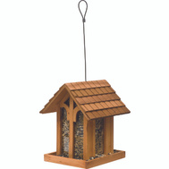 Woodstream 50172 Perky Pet Feeder Bird Mntn Chpl Wd 3.6 Pound