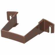 Amerimax T1534 Contemporary Downspout Clip 2 Inch Brown