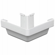 Amerimax M0503 Traditional Miter Outside 5 Inch White