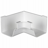 Amerimax M0504 Traditional Inside Miter 5 Inch White