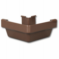 Amerimax M1503 Miter Outside Traditional Brown 5 Inch